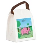 Oh Bologna! Canvas Lunch Bag