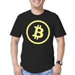 Bitcoin Yellow T-Shirt