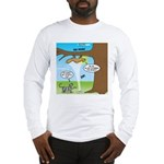 Fraidy Cat Long Sleeve T-Shirt