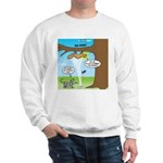 Fraidy Cat Sweatshirt