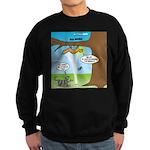 Fraidy Cat Sweatshirt (dark)