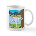 Fraidy Cat Mug