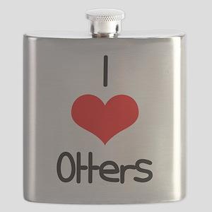 i-heart-otters Flask