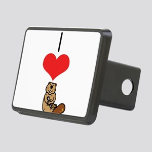 heart-beavers Rectangular Hitch Cover