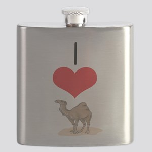heart-camel Flask