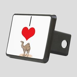 heart-camel Rectangular Hitch Cover