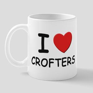 I love crofters Mug