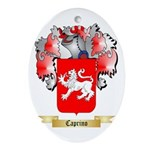 Caprino Ornament (Oval)