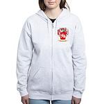 Capraro Women's Zip Hoodie