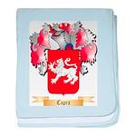 Capra baby blanket