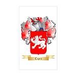 Capra Sticker (Rectangle)