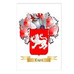Capra Postcards (Package of 8)