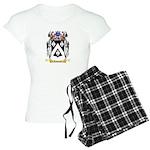 Cappuza Women's Light Pajamas