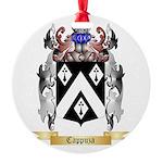 Cappuza Round Ornament