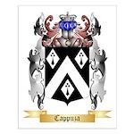 Cappuza Small Poster