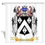 Cappuza Shower Curtain