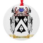 Cappuccini Round Ornament
