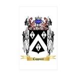 Cappucci Sticker (Rectangle 10 pk)