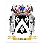 Cappucci Small Poster