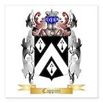 Cappini Square Car Magnet 3