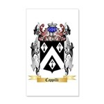 Cappilli 20x12 Wall Decal