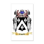 Cappilli 35x21 Wall Decal