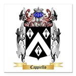 Cappiello Square Car Magnet 3