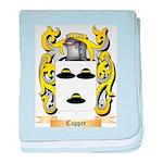 Capper baby blanket