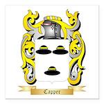 Capper Square Car Magnet 3