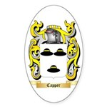 Capper Sticker (Oval)