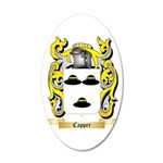 Capper 20x12 Oval Wall Decal