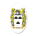 Capper 35x21 Oval Wall Decal