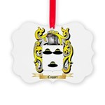 Capper Picture Ornament