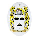 Capper Ornament (Oval)