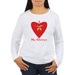 Shriners Wifes Women's Long Sleeve T-Shirt