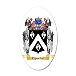 Cappelluti 20x12 Oval Wall Decal