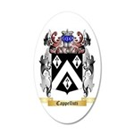 Cappelluti 35x21 Oval Wall Decal