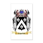 Cappelluti 35x21 Wall Decal