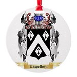 Cappellozzi Round Ornament