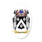 Cappellozzi Oval Car Magnet