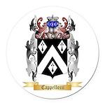 Cappellozzi Round Car Magnet