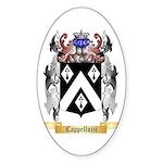 Cappellozzi Sticker (Oval)