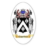 Cappellozzi Sticker (Oval 10 pk)