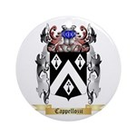Cappellozzi Ornament (Round)
