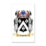 Cappello Rectangle Car Magnet
