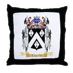 Cappello Throw Pillow