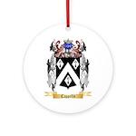 Cappello Ornament (Round)