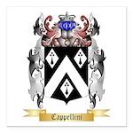 Cappellini Square Car Magnet 3
