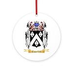 Cappellini Ornament (Round)