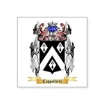 Cappellieri Square Sticker 3
